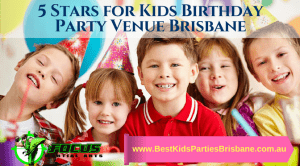KIDS BIRTHDAY PARTY VENUE