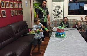 ninjago birthday party