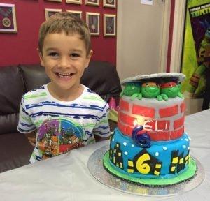best kids parties cake