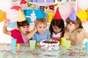 kids birthday pic